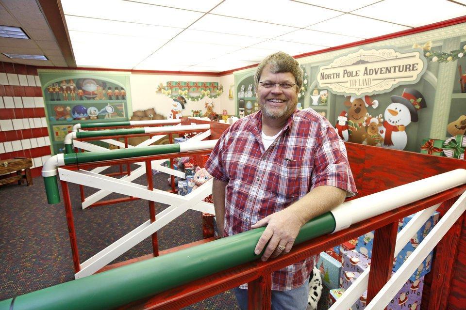 North Pole Adventure keeps retiree busy