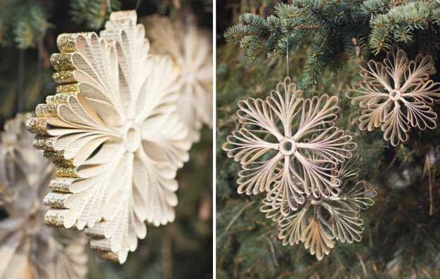 Decoración navideña casera: 10 adornos baratos y fáciles