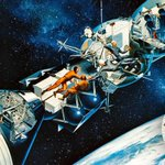 The First Time NASA Docked with a Soviet Spacecraft in Orbit