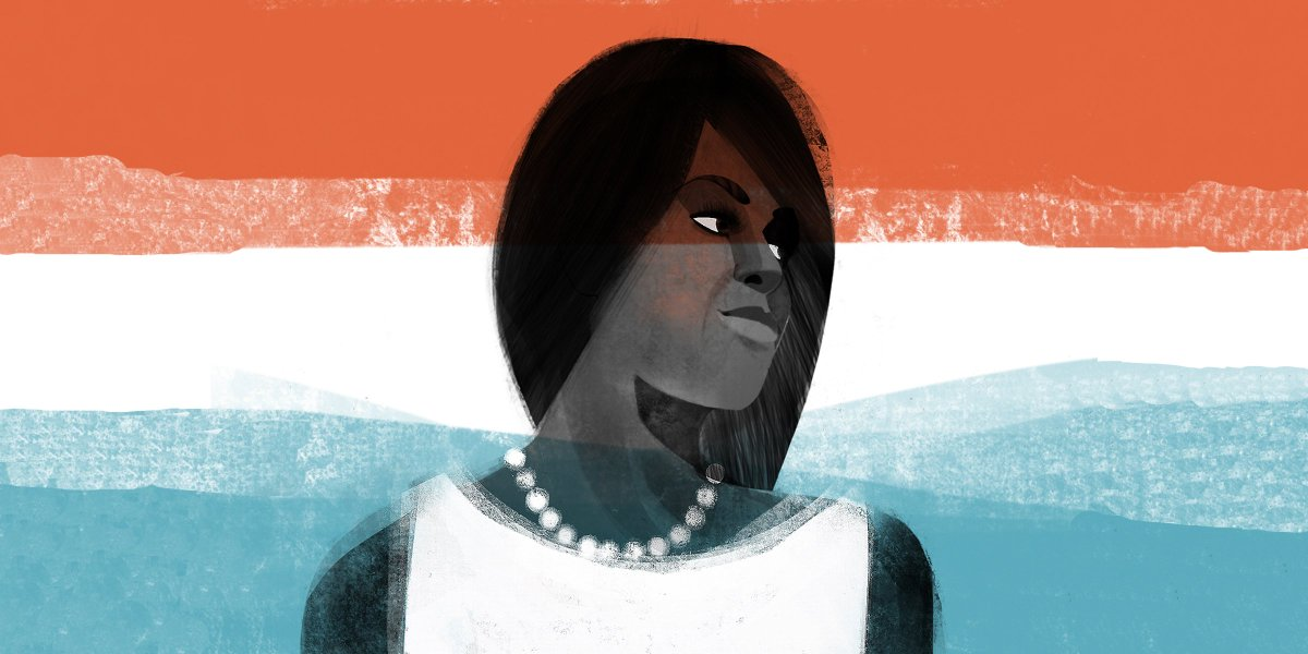 How Michelle Obama became a singular American voice