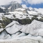 Shrinking mountain glaciers are 'categorical evidence' of climate change, scientists say