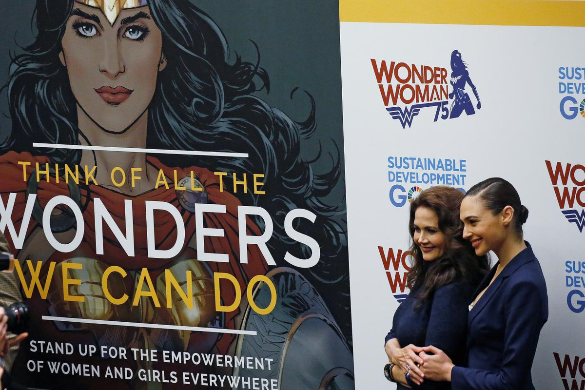 """United Nations drops Wonder Woman """"ambassadorship"""""""