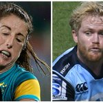 Sydney World Series: NSW Waratahs and Australian Pearls go toe to toe at joint training run