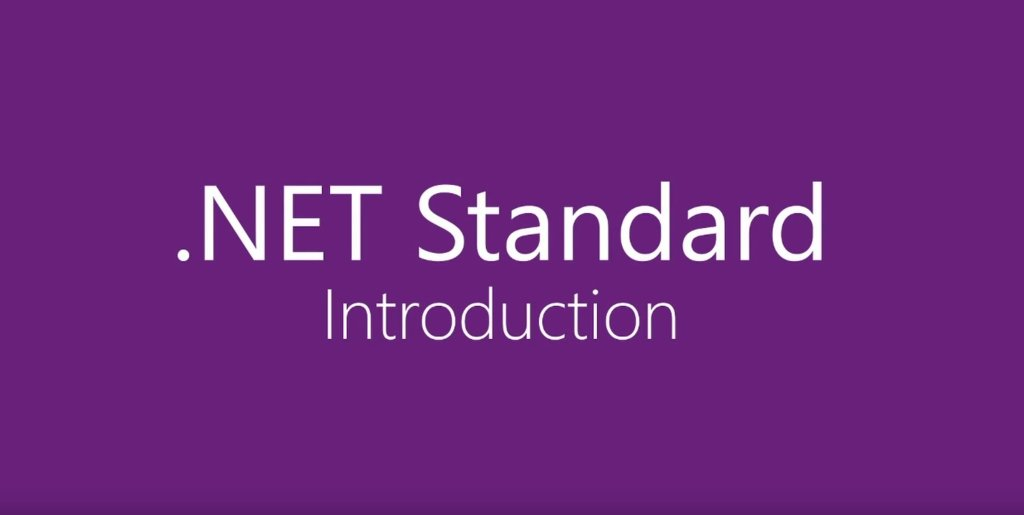 This mini series that @terrajobst created on .Net Standard 2.0 is a great deep dive intro https://t.co/R9McCFgdzF https://t.co/9FEfoUUyvc