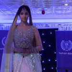 Asian fashion catwalk show takes place in Birmingham
