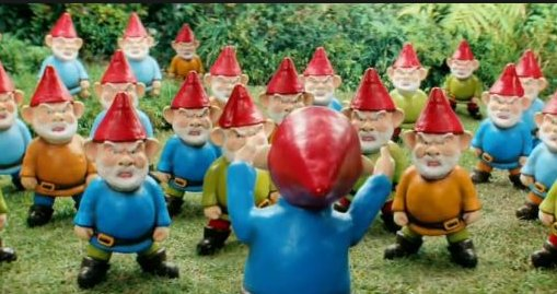 Protect Yourself: 5 Life Saving Techniques For Surviving A Garden Gnome  Attack During The