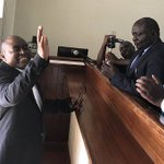 Mumbere case adjourned to Dec 28, Besiege whisked away