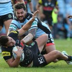 Andrew Fifita hit with NRL breach notice for 'FKL' support for convicted killer Kieran Loveridge