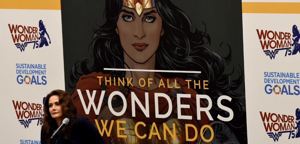 The United Nations just fired Wonder Woman.