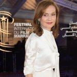 Isabelle Huppert, une française nommée aux Golden Globes