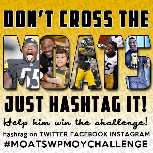 Doing what I can to help @dabody52 to win the challenge! #MoatsWPMOYChallenge https://t.co/yLxFO0kf0I