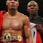 Chris Eubank Jr to headline ITV Box Office venture in 2017 against Renold Quinlan for IBO World super middleweight title