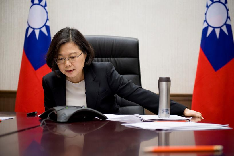 U.S. urges Taiwan to increase defense spending given China threat