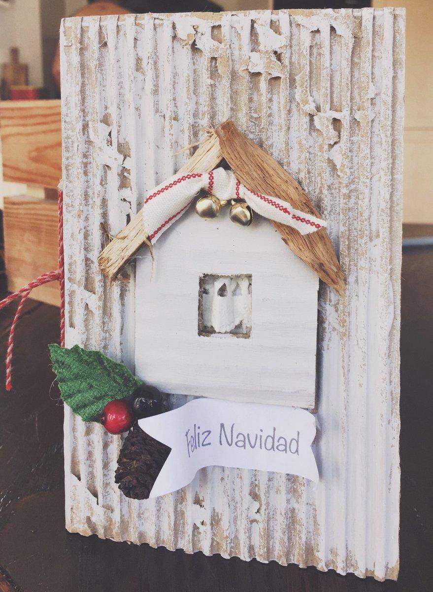DIY. Una tarjeta de Navidad