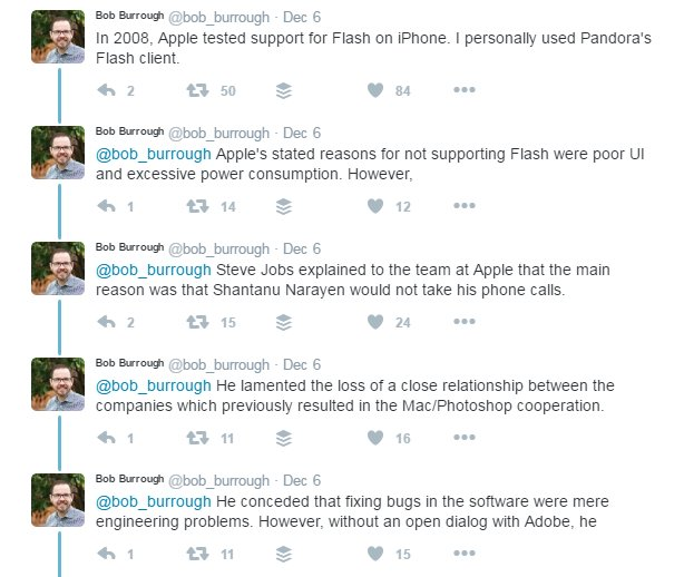I just love how this self-proving thread ends #Adobe #Apple https://t.co/R7ShS3IMLb