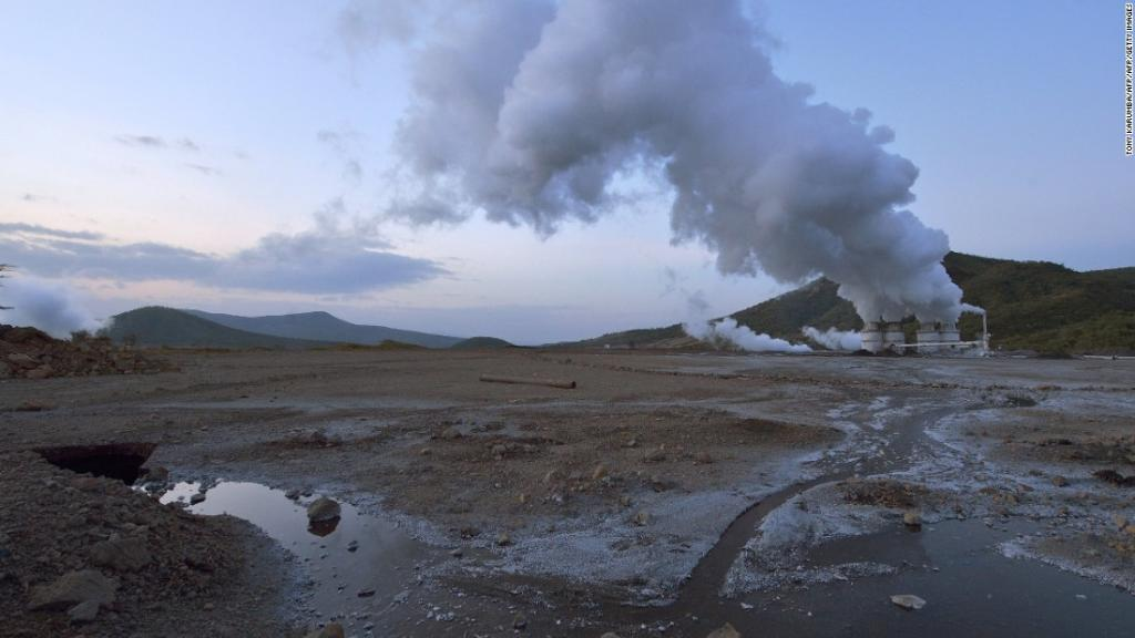 How Kenya became a geothermal superpower