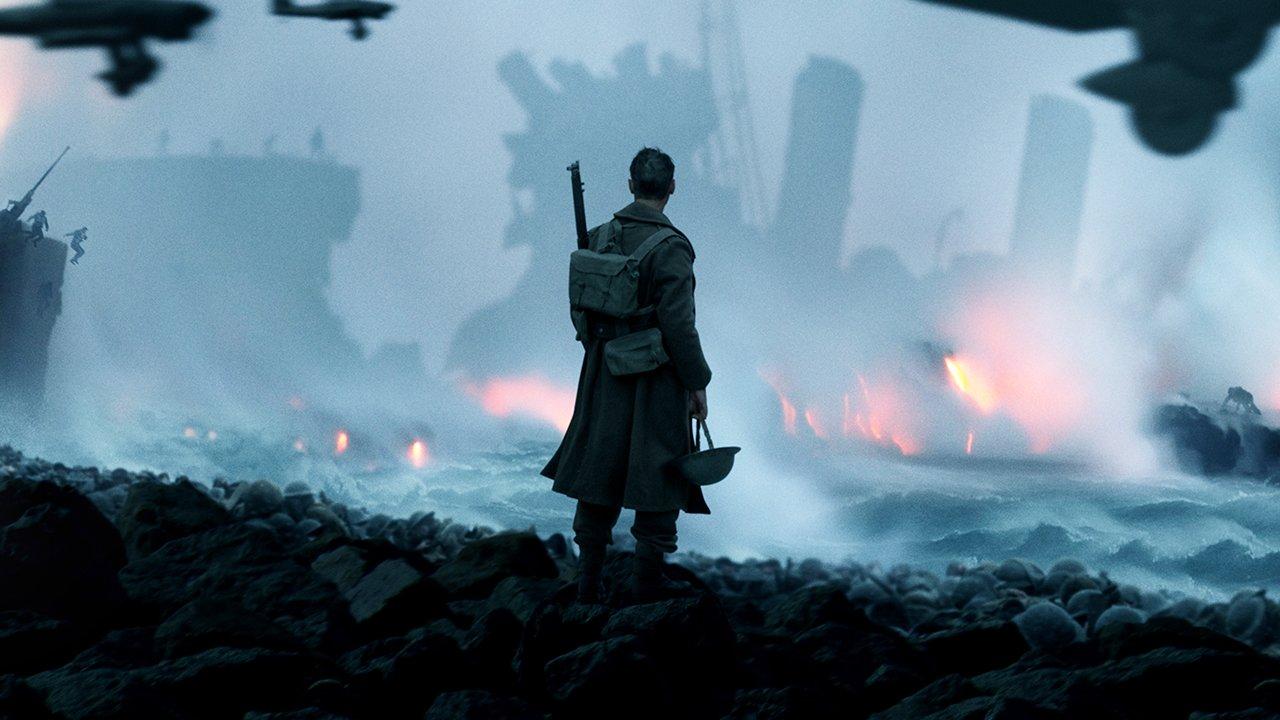 La survie est une victoire. #Dunkerque, au cinéma à l'été 2017 https://t.co/wQwQZvCg76