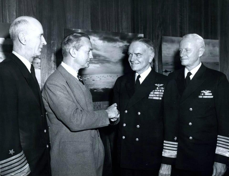 MT USNHistory The 5 Star Rank Of USNavy Fleet Admiral Is Established