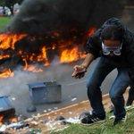 Protests as Brazil Senate backs 20-year spending freeze