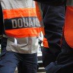Près de 800.000 euros saisis dans plusieurs services des douanes