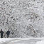 Arctic air brings winter storms to Wyoming
