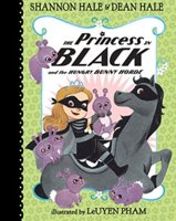 Five stars: The Princess in Black and the Hungry Bunny Horde by Shannon Hale (2016) https://t.co/h65oZnaKWi https://t.co/Eou7dEHOGm