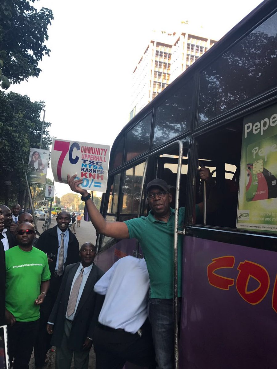When you wake up to the CEO doing this you know it's #SafaricomXmas