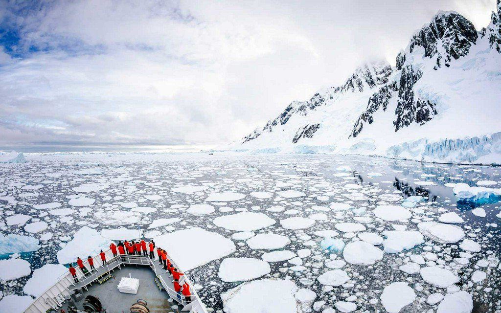 Why Traveling to Antarctica Is so Expensive