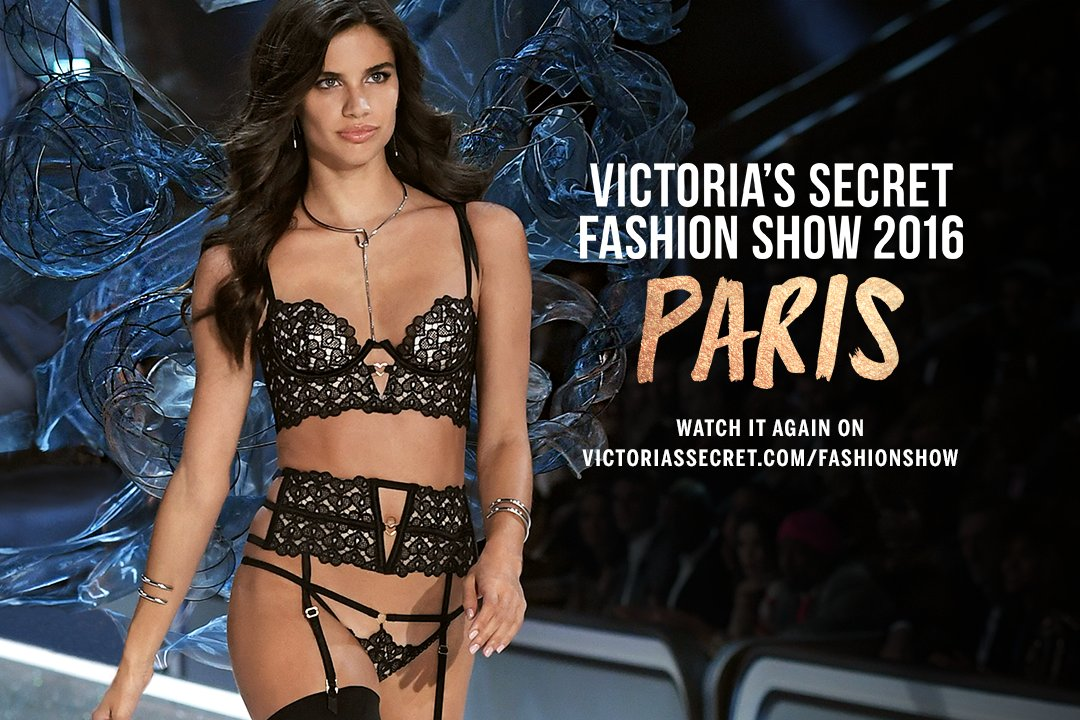 There's no such thing as too much of a good thing. Rewatch the #VSFashionShow: https://t.co/SSusuEJLqN https://t.co/lkIQt8kBUg
