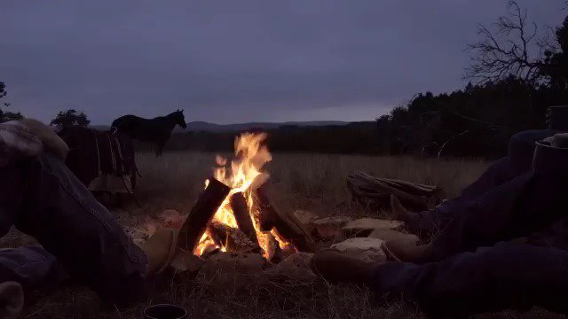 The best Christmas carols are sung by crickets. Enjoy our Open Range Yule Log at https://t.co/ELwJthaF7F https://t.co/qxwTPNgUjd