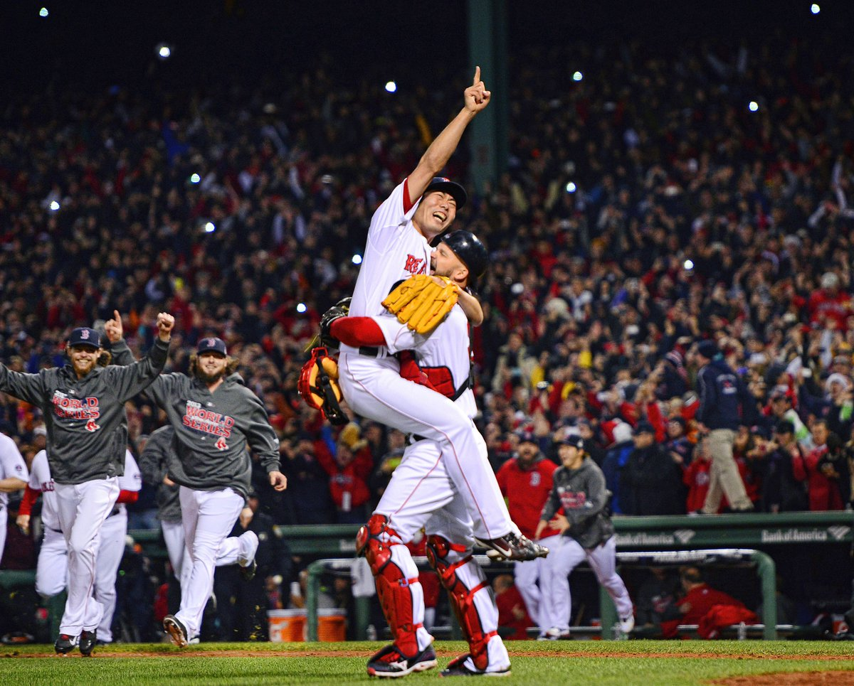 @TeamUehara is going to @Cubs The Red Sox Nation will remember your love and passion for baseball and fans! Good Luck Koji #ThankUforKoji