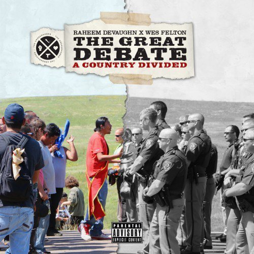 "New Mixtape: @Raheem_DeVaughn & @wesfelton - ""The Great Debate"" (A Country… https://t.co/lg86O9id2K https://t.co/ZONmQq0woN"