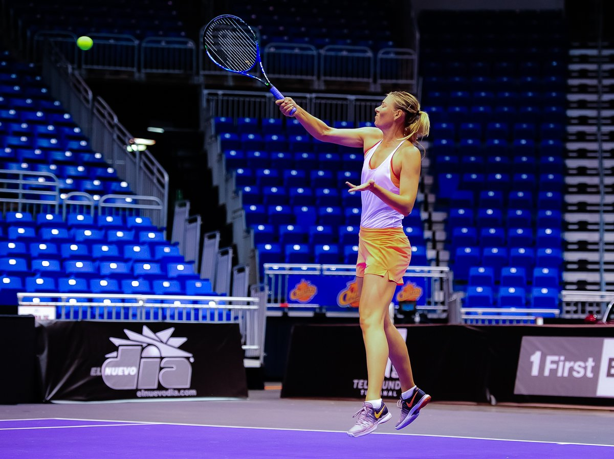 So thrilled to be playing at one of the biggest indoor arenas I've ever played at today, in San Juan! https://t.co/lZ7Uk1Ksd3