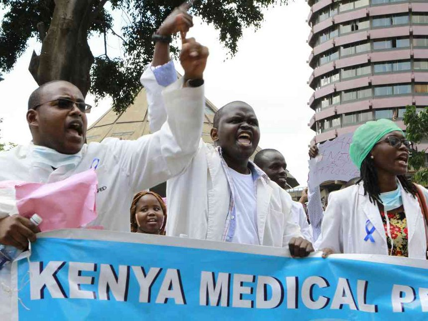 Kakamega private hospitals overwhelmed by many new patients, crisis is feared