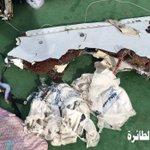 EgyptAir flight 804: Traces of explosives found on victims of doomed plane