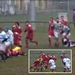 Player who tackled female referee from behind banned in Italy