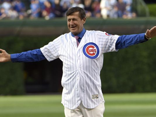 Craig Sager followed his passion, and also left a memorable imprint on baseball: