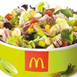 Rede de fast food passa a oferecer salada orgânica no Brasil