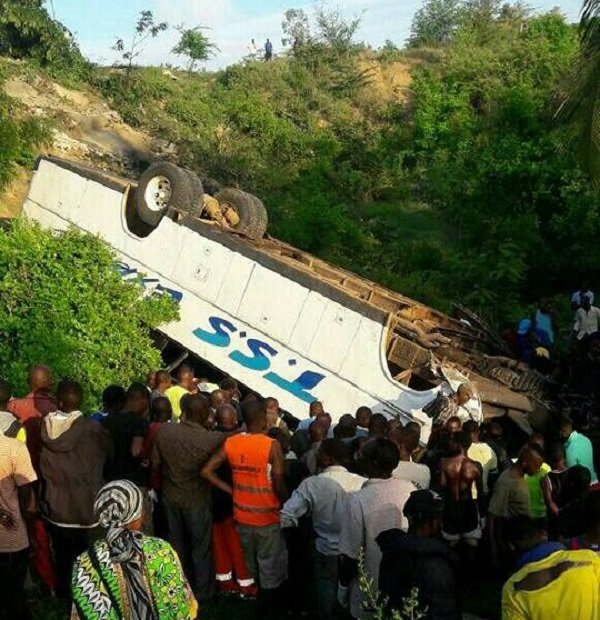 4 people killed in deadly accident at Mazeras, Kilifi