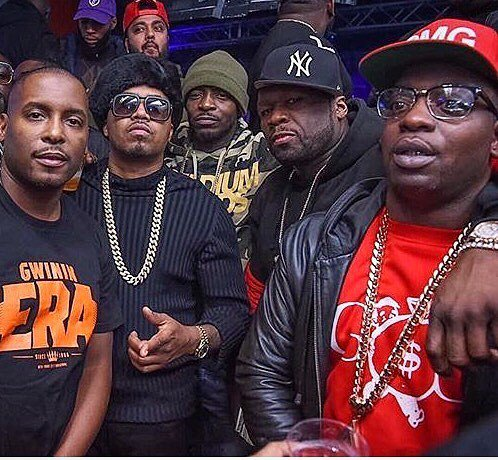 Self, Nas, jungle, 50, @unclemurda  is up Next welcome to New York. https://t.co/BIqqExoBhR https://t.co/5MEdDPOy7Q