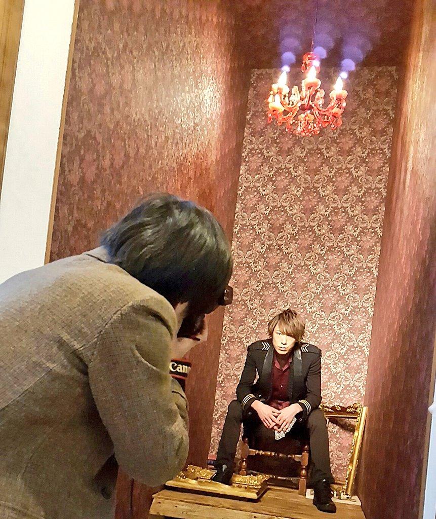 本日は来年4月に幕を開ける舞台『乱歩奇譚 Game of Laplace』で主演をつとめる北園涼さんの単独初表紙巻頭特集