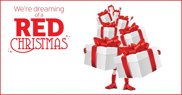 Find the perfect gift under €100 this #RedChristmas with DID Electrical! - https://t.co/MnwBGY15UV https://t.co/KyuDxnkayi