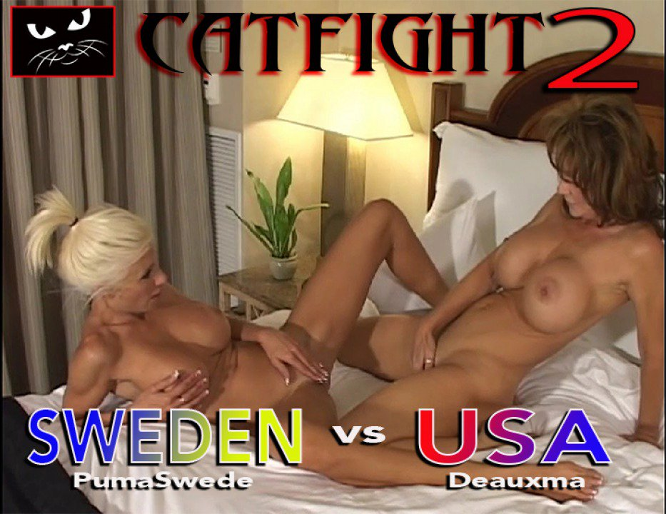 "I have just released a new vid : ""Catfight - Sweden vs Texas, part 2"" m5HVQtKkc2"