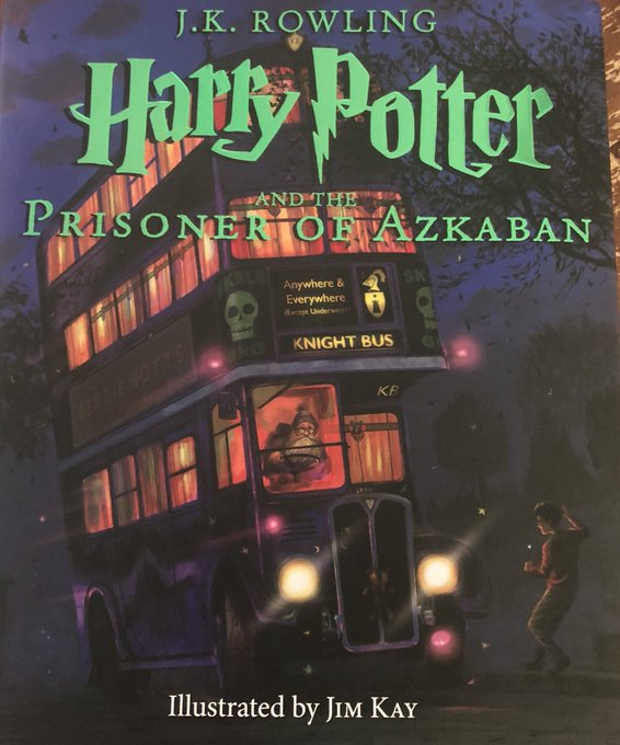 Happy 20th birthday to the best Harry Potter book.