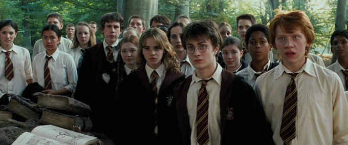 Happy 20th birthday to the only harry potter movie that had the MOST oscar worthiness