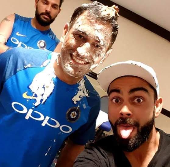 Happy birthday maahi sir