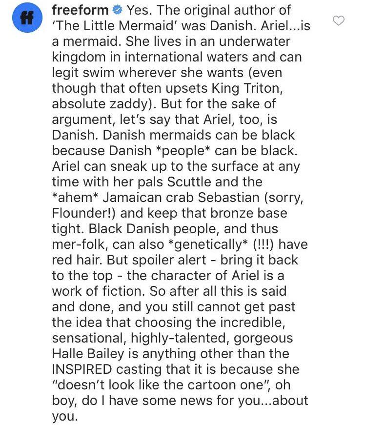 An open letter to the Poor, Unfortunate Souls:  #TheLittleMermaid #Ariel #MyAriel