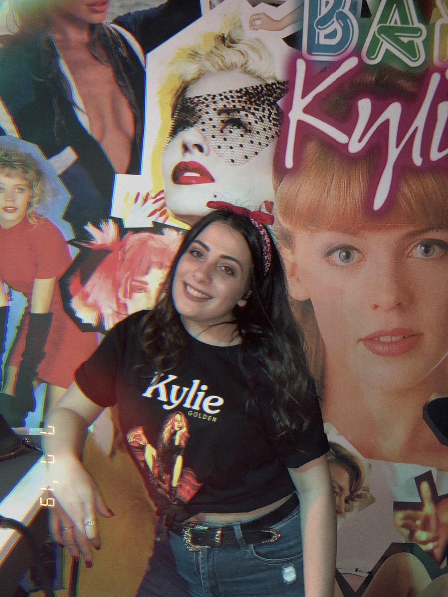 RT @renatalarico: The Great Wall of KYLIE.   @kylieminogue celebrating you forever ???? https://t.co/5l6Ez1RiPJ