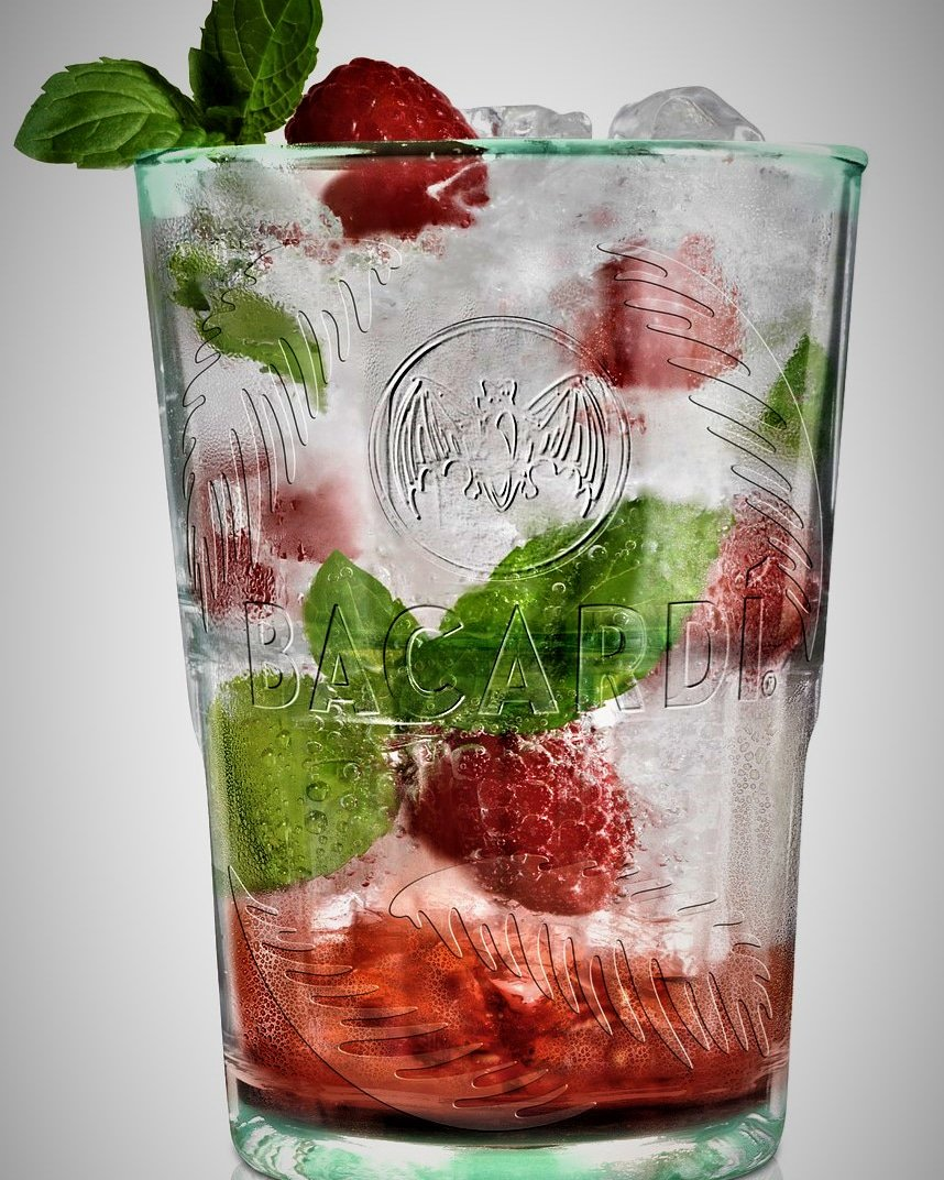 Delicious idea of my favorite bar. Raspberry Mojito with Bacardi Razz 🍹😎😁👍🍹 #bacardi @MacCocktail @totc @drinkrecipes4u @thecocktailguru @JeremyPalmer7 #cocktail #mixology @BACARDI @BacardiCanada @BacardiMX @barcadi @winewankers @TheSavvyChef1 @zesty https://t.co/sAY11ZRUzN
