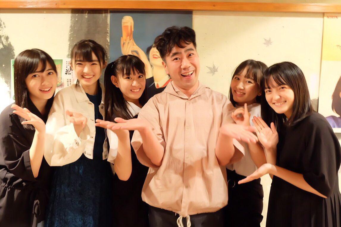test ツイッターメディア - 石田笑点deムチャミタス✨ 今回はあのネンジルノを作ってくださった藤井隆さんとご一緒させていただきました! まさかNGKでまたお会いできるとは…むっちゃ幸せでした😆 でもご本人の前で歌うネンジルノはいつもより緊張したな〜笑 反省のビンタされないように笑 これからも大切に歌います♬ さき🌻 https://t.co/x08kEW8pnK